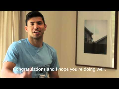 PUMA FC | Sergio Agüero Challenge Winner