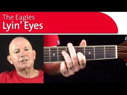 Lyin Eyes Guitar Lesso...