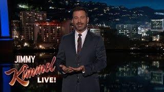 Jimmy Kimmel on Daughter Jane's 4th Birthday