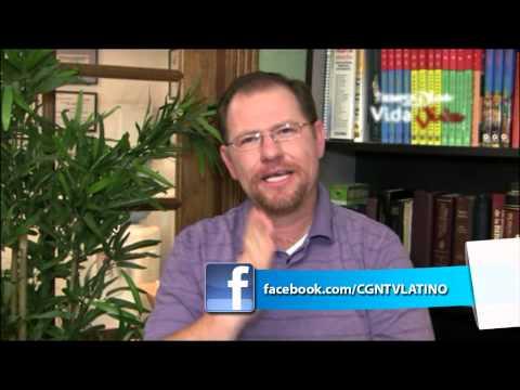 Tiempo con Dios viernes 15 Marzo 2013, Pastor Erik Mantilla