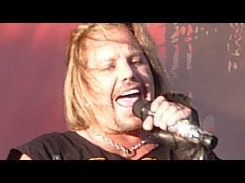 Motley Crue - Dr Feelgood - (Live - Sonisphere, Knebworth, UK, July 2010) [720p HD]