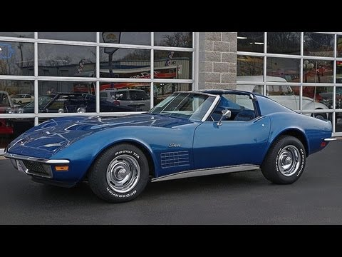 1971 Corvette 454 LS5 Big-Block Coupe