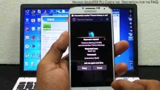 How To Root The Samsung Galaxy S4 I9500 (Works /w KitKat 4