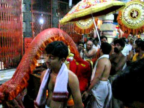 Ganagapur Nrusimha Saraswati Nirgun Math Palakhi Part 1