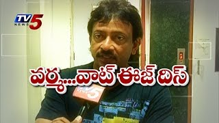 RGV in Another Controversy, Accused Of Owing 5 Crores