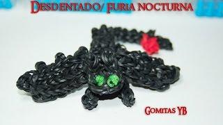 Desdentado, Furia Nocturna Con Gomitas /Toothless, Night