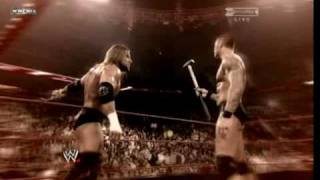 Randy Orton Vs Triple H Official Promo Wrestlemania 25