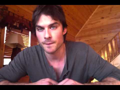Ian Somerhalder - Most Responsible Celebrity - International Green Awards 2012