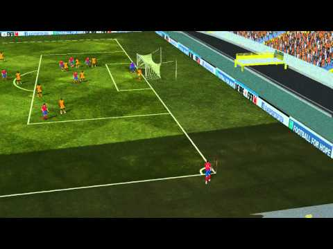 FIFA 14 Android - Côte d'Ivoire VS Korea Republic