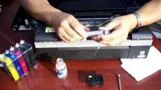 Cabezales de impresora Epson - Mantenimiento