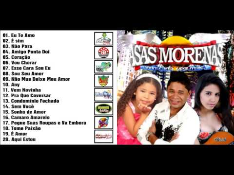Asas Morenas - Corao