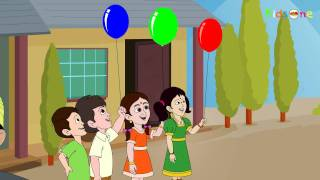 Gubbare Wala| Animated Kids Rhymes In Hindi