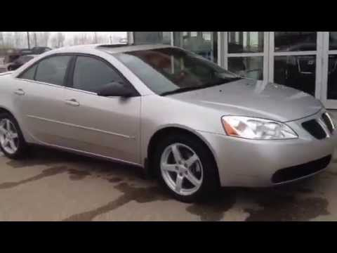 Pre Owned 2006 Pontiac G6 GT for sale in Medicine Hat