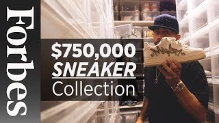 The $750,000 Sneaker Collection | Forbes