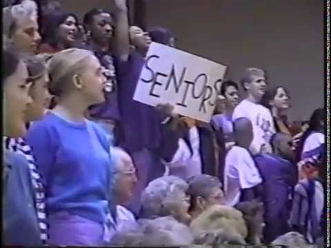 North Shore High School Video Yearbook 1995-1996