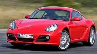 Porsche Cayman S - Die erste Ausfahrt videos