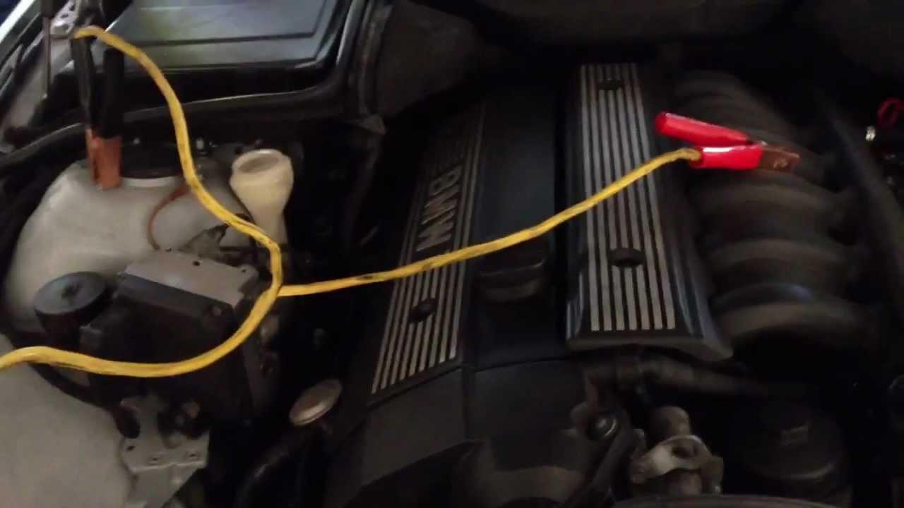 2004 bmw 525i fuse box diagram how to jumpstart a car battery from 97 03    bmw    5 series e39  how to jumpstart a car battery from 97 03    bmw    5 series e39