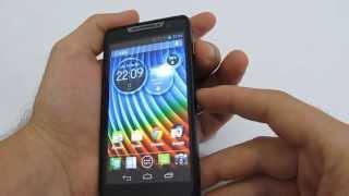 Motorola Razr D3 Tirar PrintScreen E Reiniciar Caso Tenha