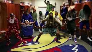Ku Basketball Harlem Shake