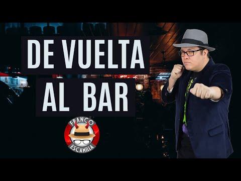 Especiales de media hora Franco Escamilla De vuelta al bar