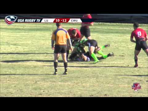 2013 USA Rugby College 7s National Championship: Life vs. Central Washington