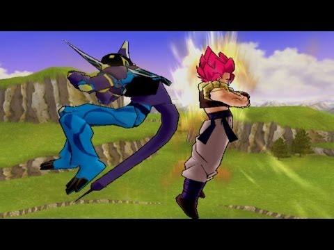 Super Saiyan God Gogeta Fusion: Lord Bills(Demolition Mode)