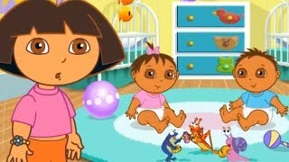 DORA THE EXPLORER Dora's Playtime With The Twins New