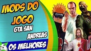 """Os Melhores MODS Do Jogo PARTE 10 GTA San Andreas """"MOD GTA"""