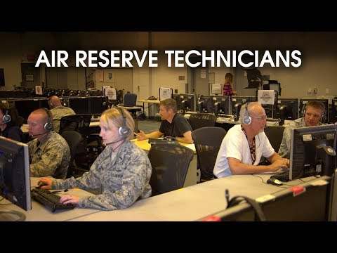 Q & A: Air Reserve Technician