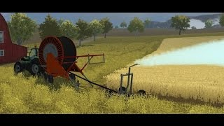Farming Simulator 2013 Mods Irrigation Pack