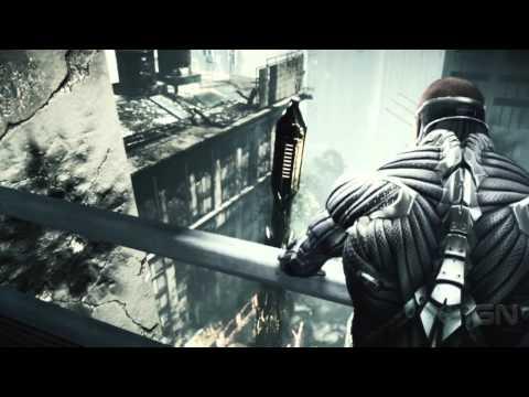 Crysis 2 - новый трейлер