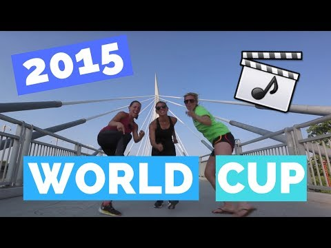 Party In The USA World Cup 2015 Music Video