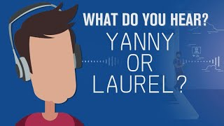 Yanny or Laurel: Which do you hear?