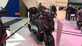 Yeni 2018 XMAX 250  | Motobike Istanbul 2018