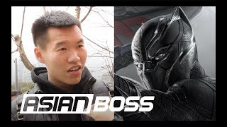 What The Chinese Think Of Black Panther | ASIAN BOSS