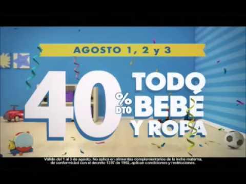 Aniversario Pepe Ganga Todo Bebe y Ropa 10 SD 400x300