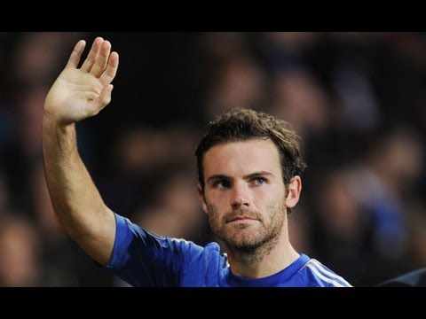 Juan Mata   Thank You and Goodbye by Nake and Volnas   Emotional Video