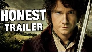 Honest Trailers - The Hobbit: An Unexpected Journey