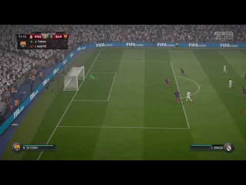Best goals scored in fifa 18 ps4(2)
