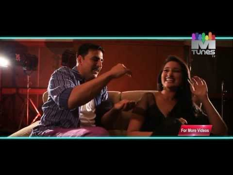 Akshay Kumar reveals why he works with Sonakshi Sinha so much only on MTunes HD