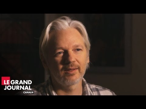 Julian Assange l'entretien exclusif - Le Grand Journal