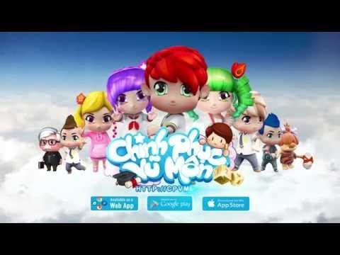 Trailer Game Chinh Phục Vũ Môn phiên bản Web + Mobile