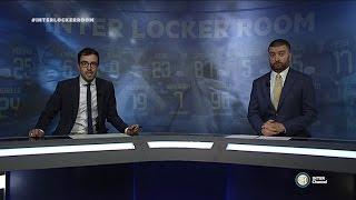 INTER LOCKER ROOM: LAZIO - INTER