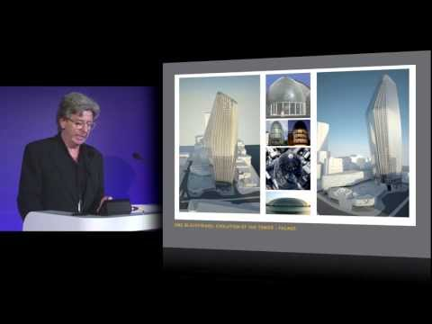 CTBUH 2013 London Conference - Ian Simpson,