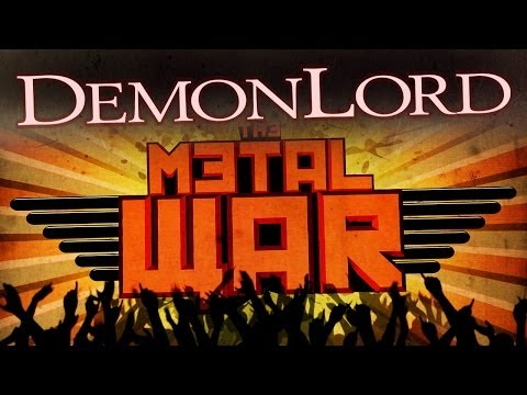 Demonlord - Metal war!!! (festival song)