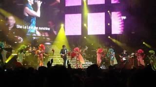 溫拿演唱會2011 - Sha La La YouTube 影片