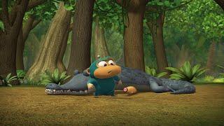 Vesmírne opice 39 - Krokodíl 3.