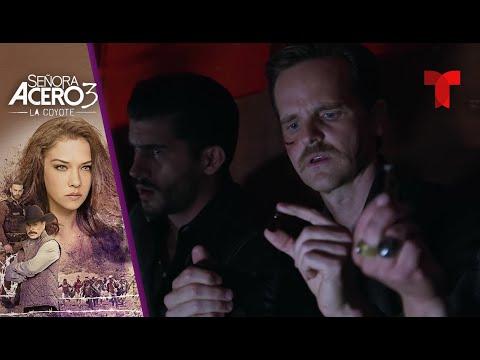 Señora Acero 3 | Capítulo 23 | Telemundo Novelas