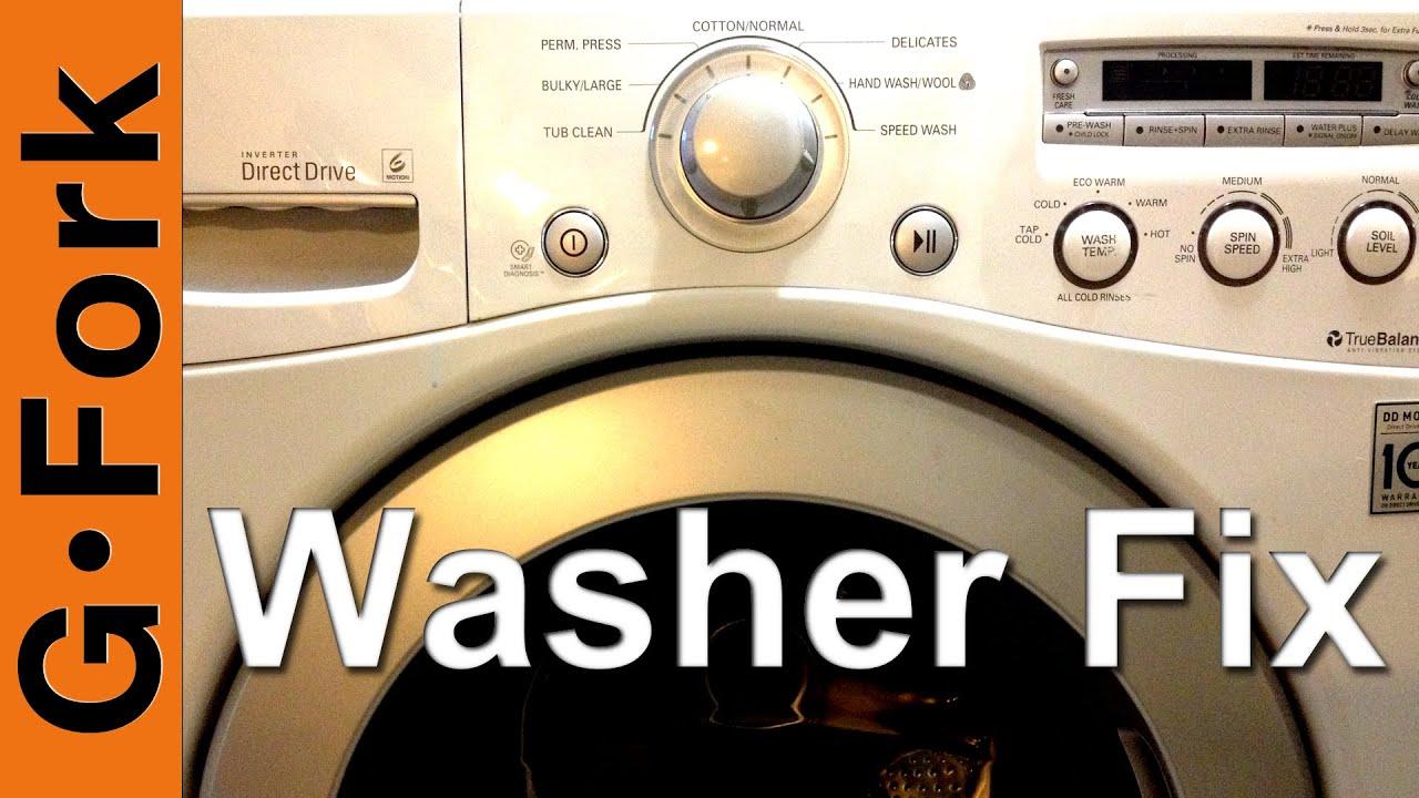 diy maytag washing machine repair