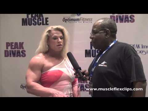 Interview with IFBB Pro Tina Chandler.